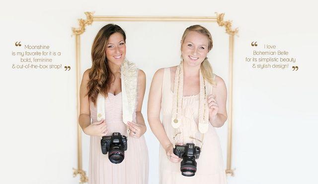 Luxury Camera Strap Designers Vania Barbieri Morris and ...