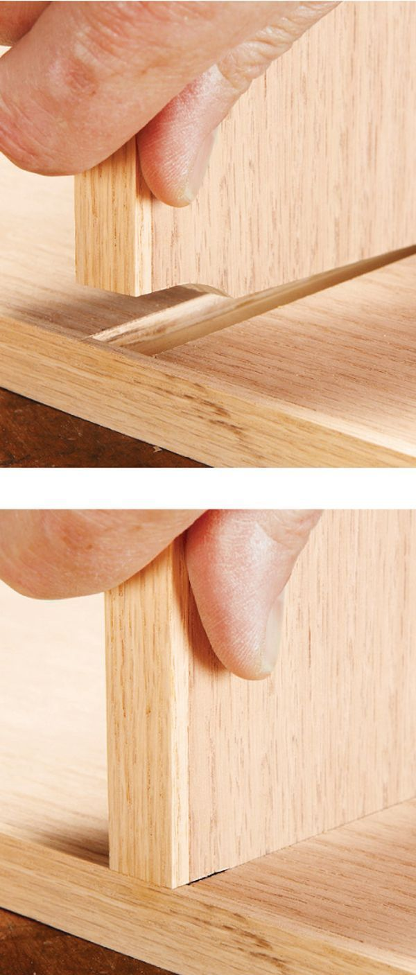 AW Extra 10/25/12   Frameless Cabinet Joinery   Popular Woodworking Magazine