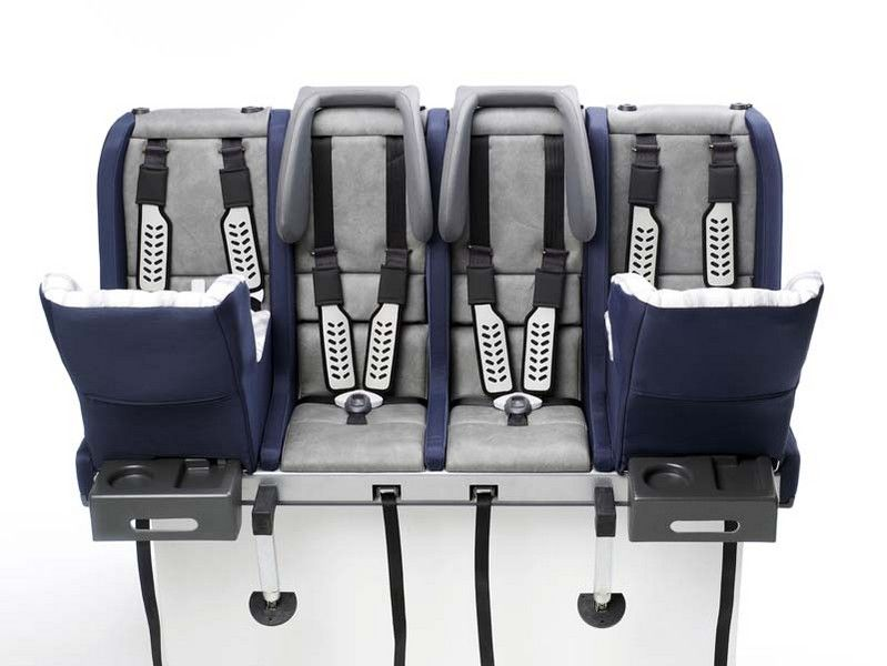 2 x Minimac Child Car Seat in MM 1260 | Baby | Pinterest | Car seats