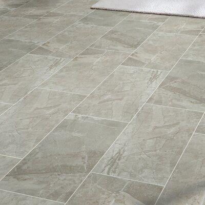 Msi Vision 12 X 24 Ceramic Field Tile In Gray In 2020 Tile