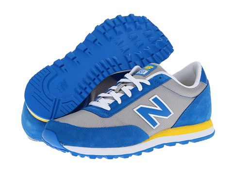 ml501 new balance Blue
