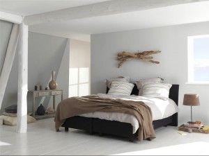 Slaapkamer in natuurtinten | Slaapkamer | Pinterest | Bedrooms