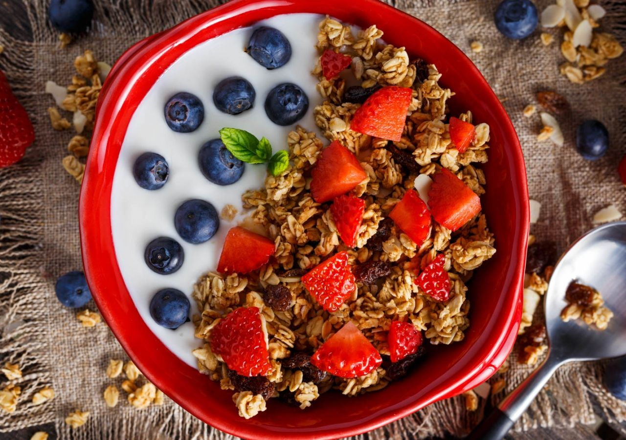 Struggling with breakfast? Start your morning with these
