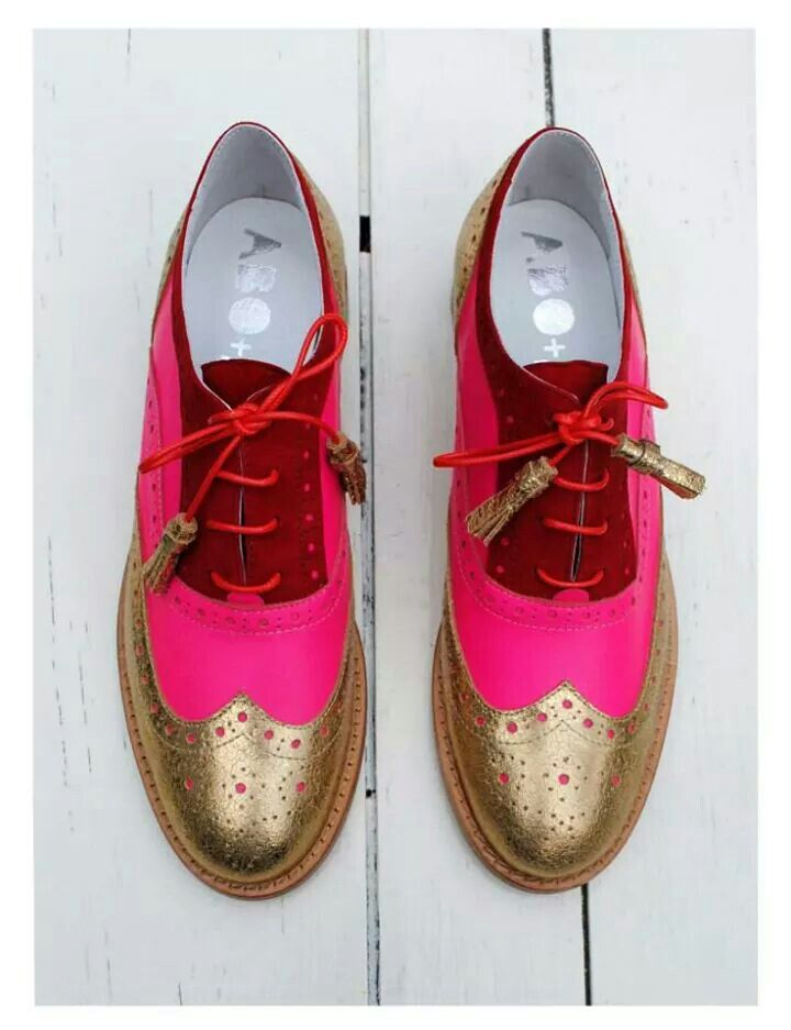 ABO by Iva Ljubinkovic #brogues #oxfords #shoes ♦F&I♦