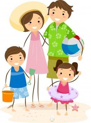 Clipart Famille bonecas palito - google search … | famille | art, …