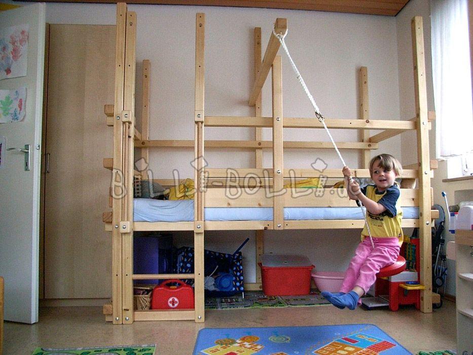 college loft bed frames Adjustable Loft Bed