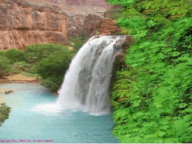 Moving Waterfall Moving Waterfall Desktop Wallpaper Free Www Smscs Com Free Animated Wallpaper Desktop Wallpaper Waterfall