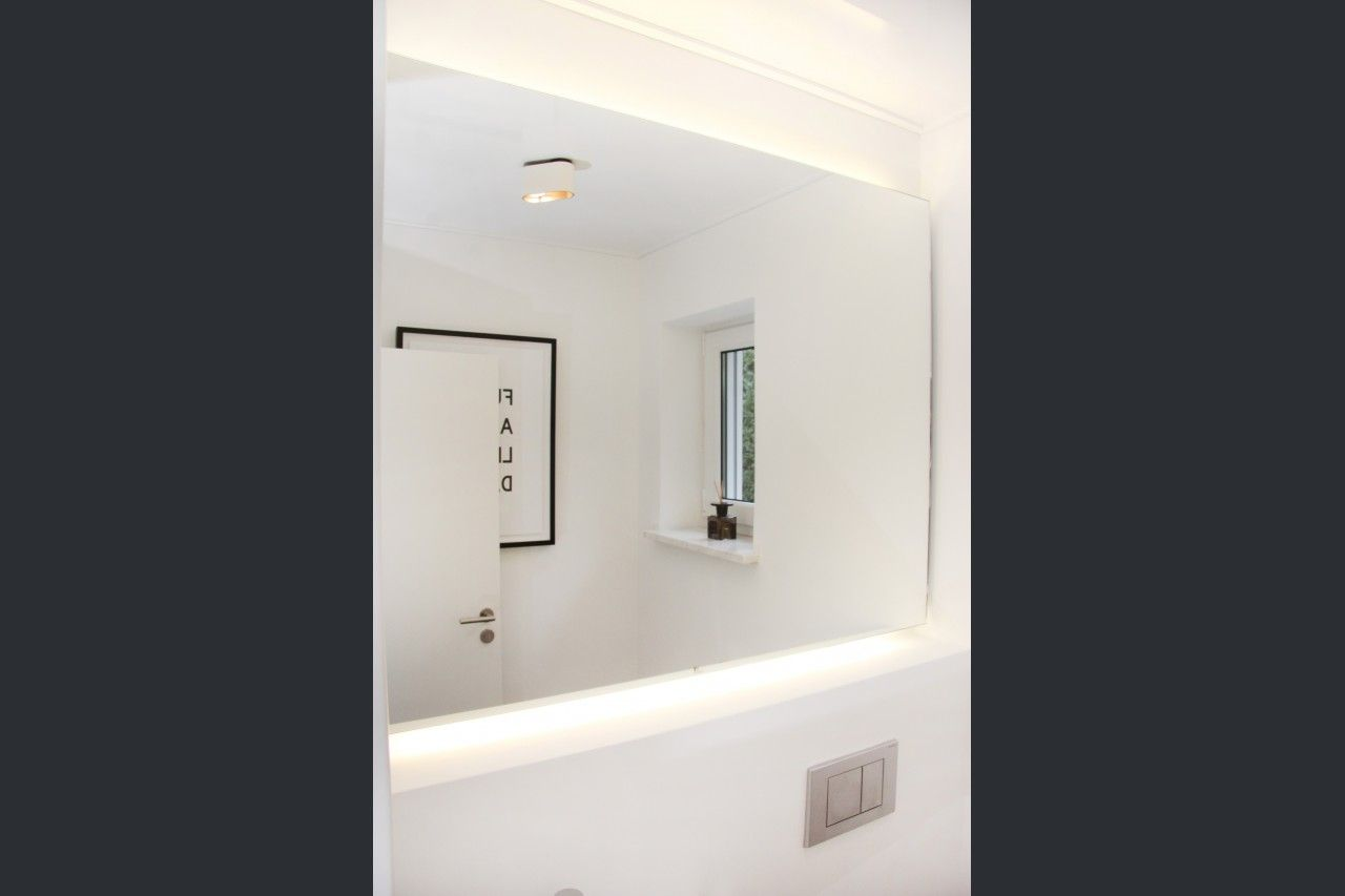 MONZA... Ein Perfekter Spiegel Für Das Gäste WC.