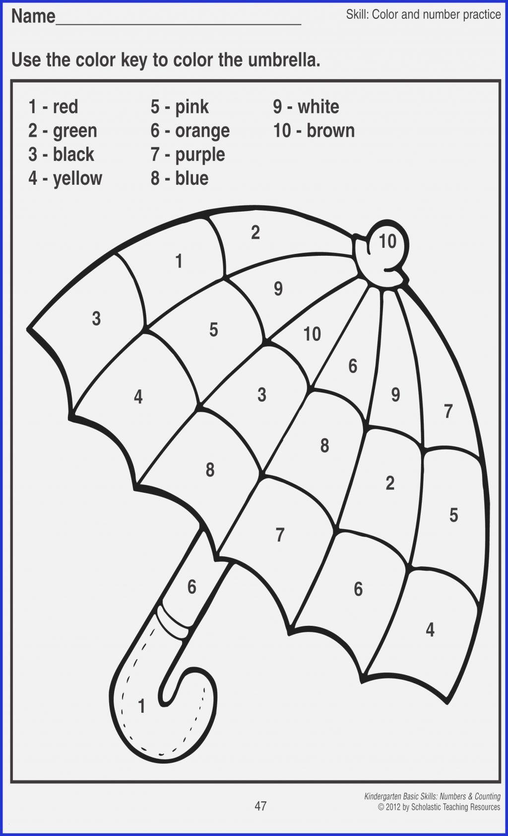 Printable Grade R Worksheets Pdf Preschool and