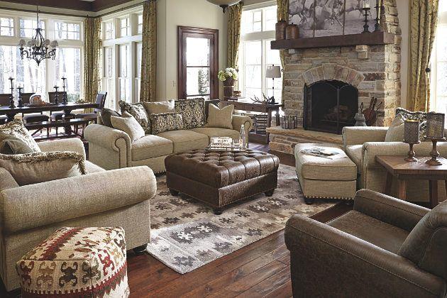 Ilena Sofa. Dog Trot HouseRooms FurnitureAshley Living Room ...