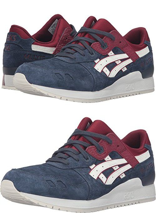 6b663c669dac2 Onitsuka Tiger by Asics Unisex Gel-Lyte III? India Ink/Slight White ...