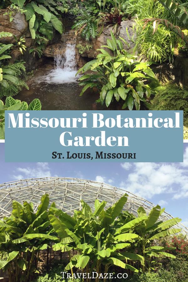 Best Time To Visit Missouri Botanical Gardens