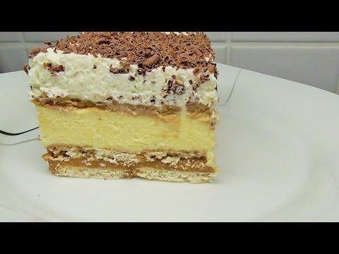 Pyszne Ciasto 3 Bit Bez Pieczenia Kasia Ze Slaska Gotuje