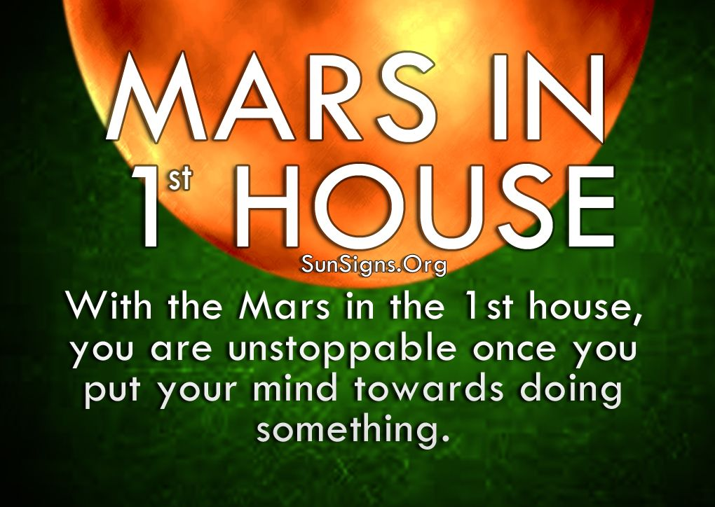 Mars 1st House Aquarius | It Was in His Chart: Aquarius AS