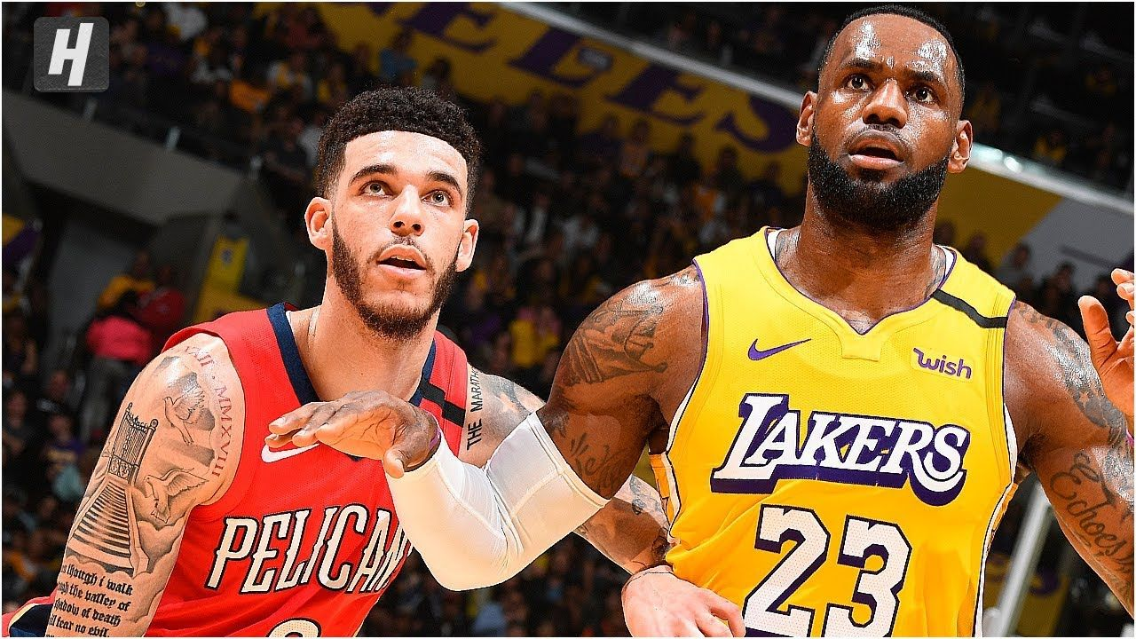 New Orleans Pelicans Vs Los Angeles Lakers Full Game Highlights January 3 2020 Nba Season Youtube In 2020 New Orleans Pelicans Nba Season New Orleans