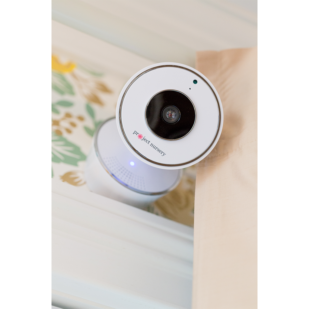 5\u201d High Definition Baby Monitor System with 1.5\