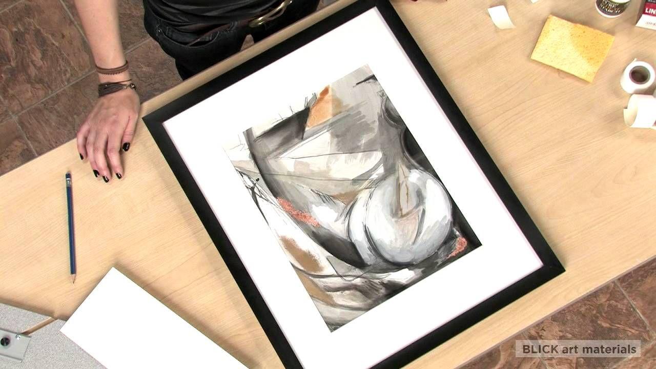 Tips on Framing Your Artwork | Frame It! | Pinterest