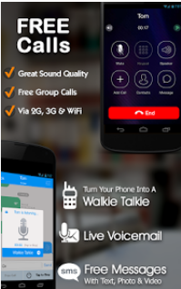 Pin by Technic Gang on Free Calling Apps | Free text app, Phone