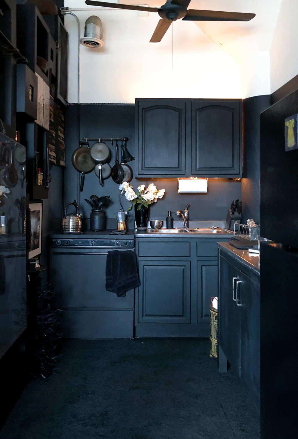 A Design Insider's Striking Loft in the Bronx | Kitchen ...