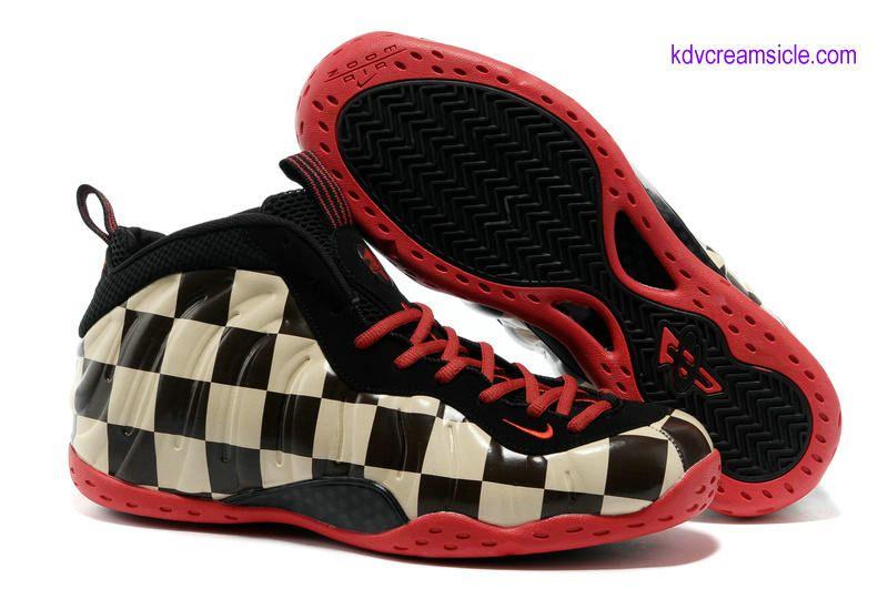 online retailer 2ac2e f0de1 Real Foamposites For Cheap Grid Brown Beige University Red Black