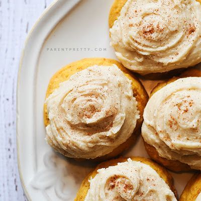 Melt-in-your-mouth-pumpkin cookies @keyingredient