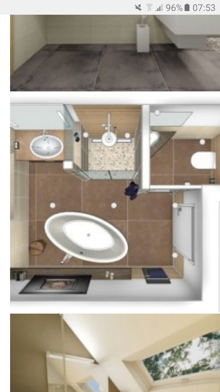 Schön Beispiele 5 Qm Badezimmer