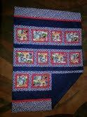 Children's blanket/quilt boy in baseball by EmilHansDesigns, $40.00
