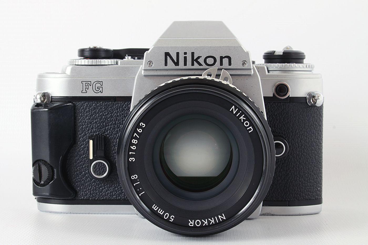 nikon fg chrome film slr stuff pinterest nikon film camera rh pinterest com Nikon FG Photos Taken Battery Nikon FG 20