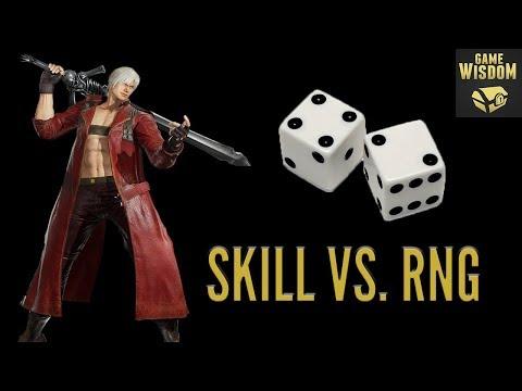 (1) The Debate of Skill vs. RNG in Video Game Progression