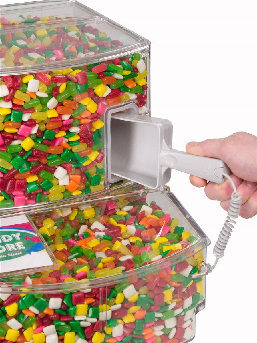 Acrylic Jelly Bean Sweet Dispenser
