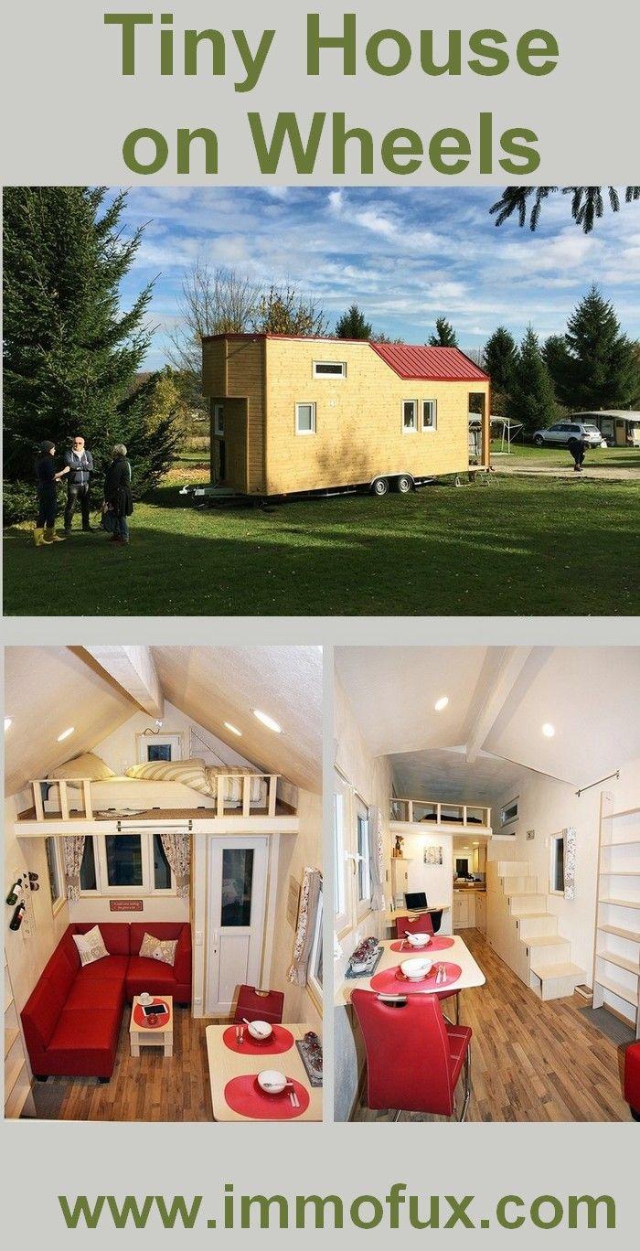 Angebot und Fotos Tiny House on Wheel von IMMOFUX