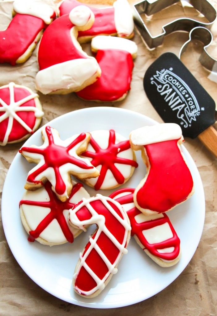 No Fail Soft Cut Out Sugar Cookies Christmas Cookies Sugar