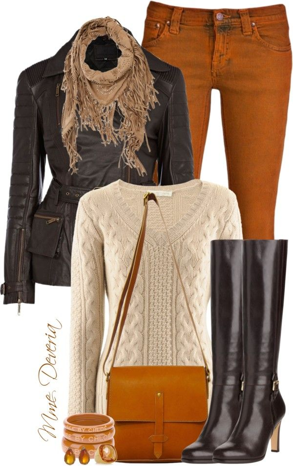 """""""Colored denim"""" by madamedeveria on Polyvore"""