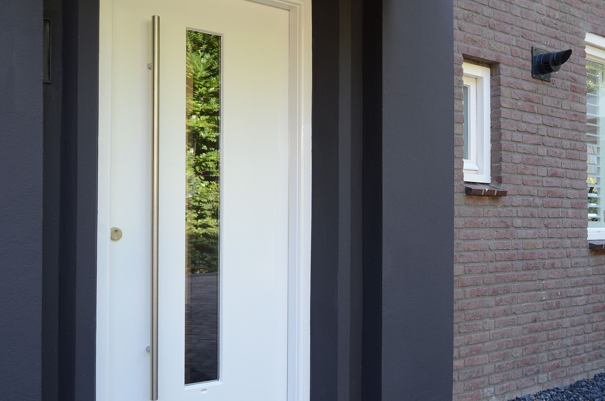 Handgreep Rvs Stainless Steel Handrail On Door Rvs Handgreep Voor De