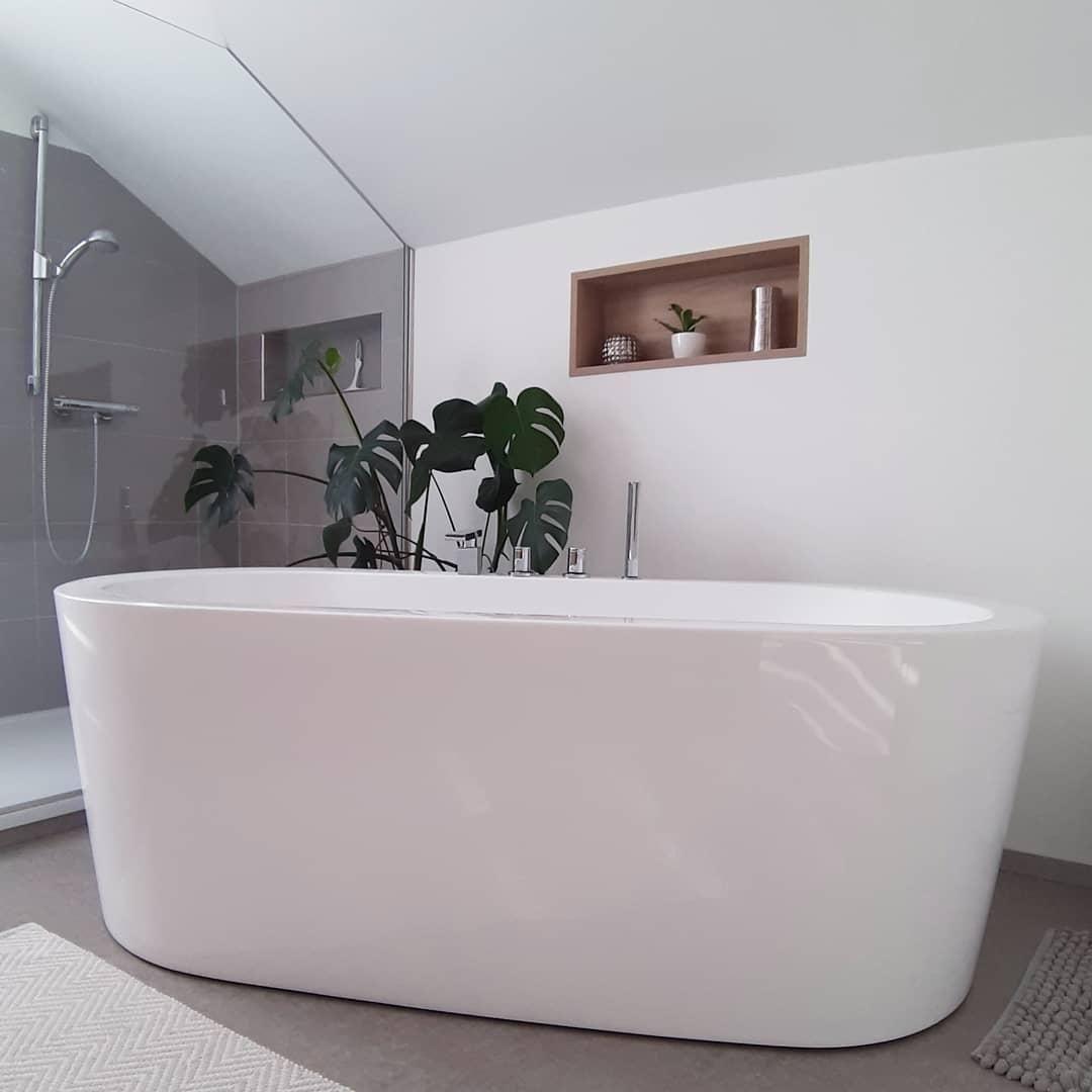 Badezimmer Einrichten So Machst Du Jede Grosse Schon In 2020