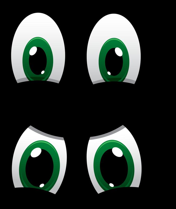 Картинки рисуем глазки