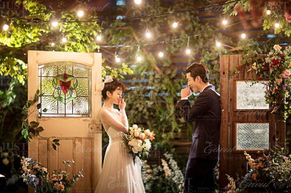Korea Pre Wedding Gaeul Studio Sample 57