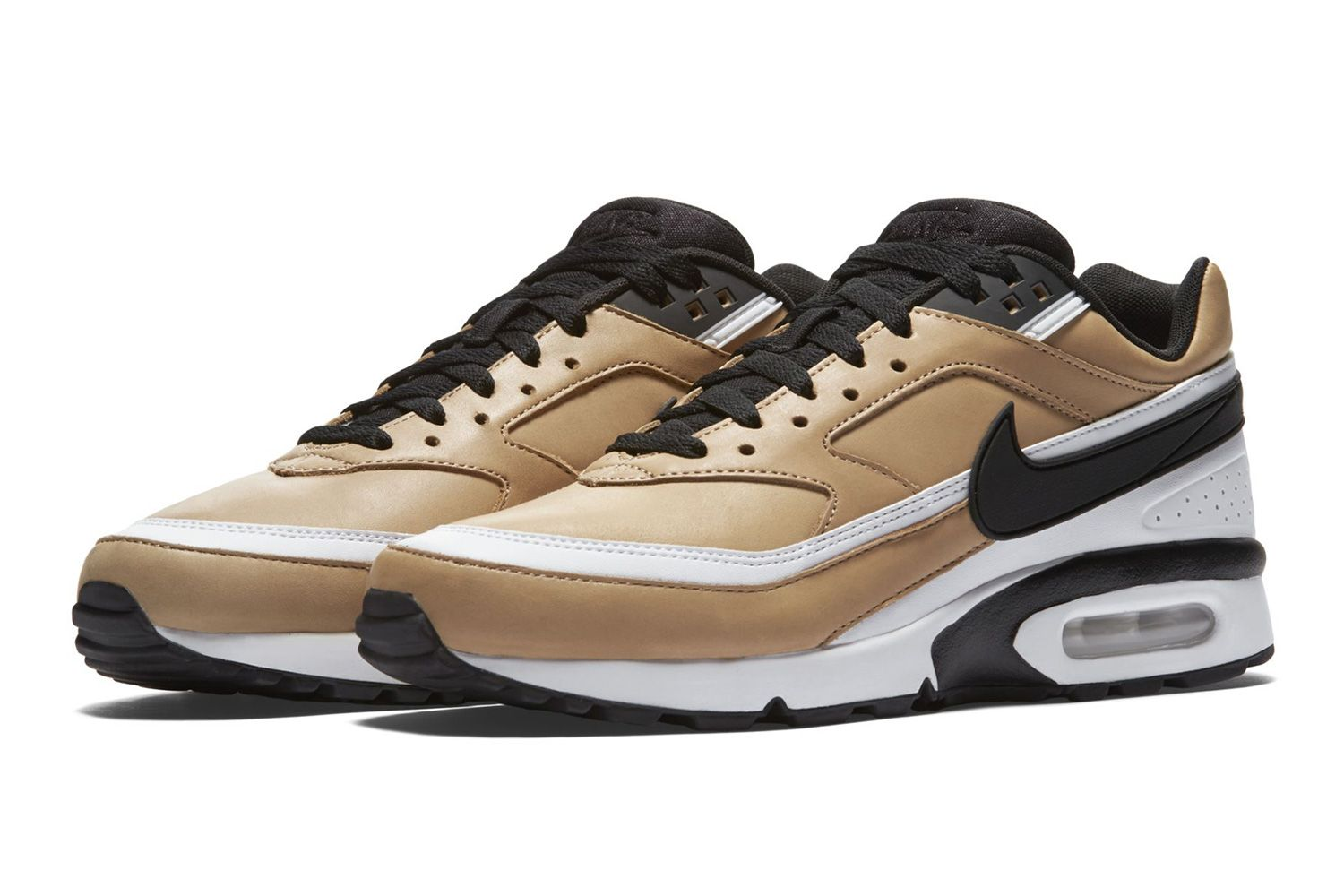 Nike's Air Max Classic BW Gets Draped in Vachetta Tan