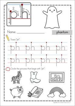 digraph ph phonics word work multiple phonograms teaching spelling phonics worksheets. Black Bedroom Furniture Sets. Home Design Ideas