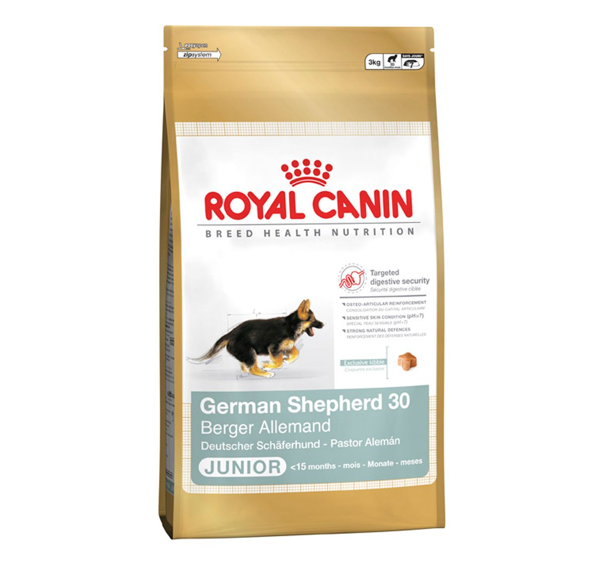Royal Canin German Shepherd Junior 12 Kg Royal Canin Dog Food