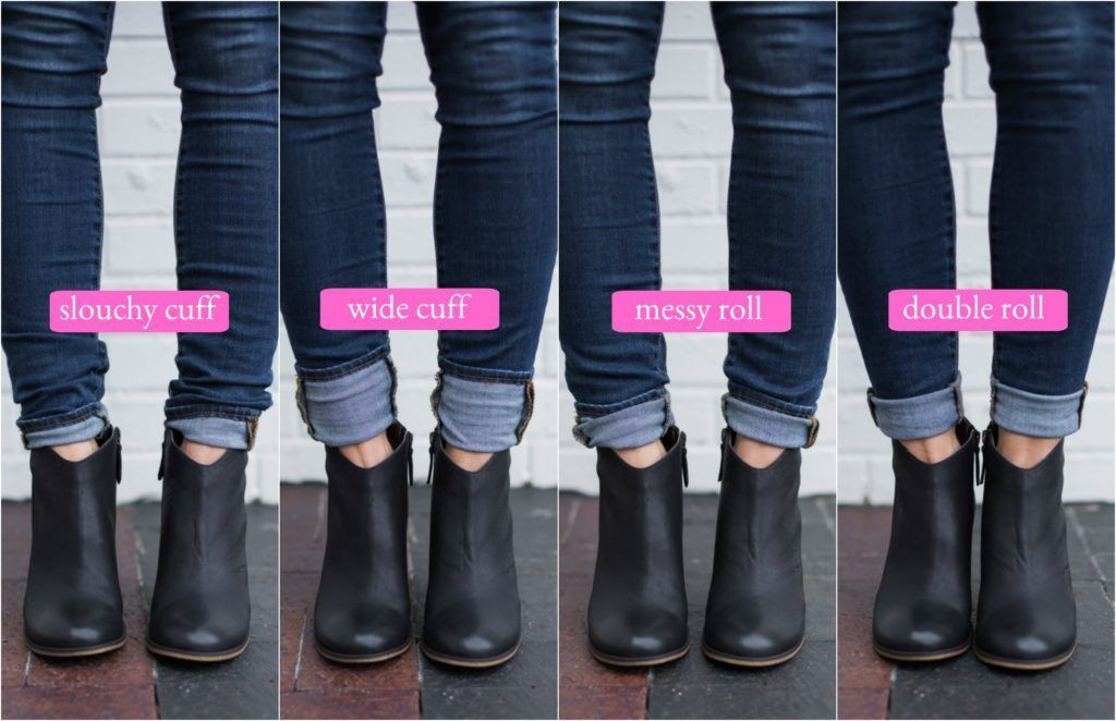 How To Wear Ankle Boots With Skinny Jeans Is One Of My