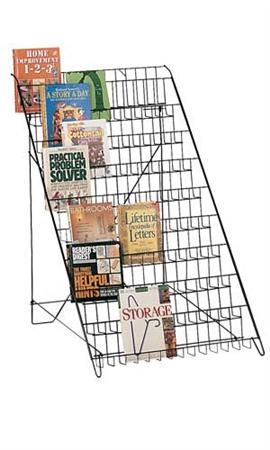 Black Wire Racks Great For Pamphlets Books And Other Papers