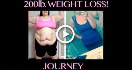Most Inspirational Weight Loss Video EVER! 200lb Weight loss before and After #fitness #weightlossbe...