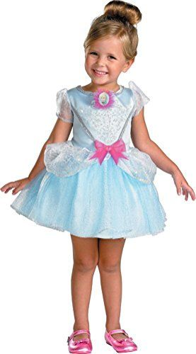 POPLife Cinderella Ballerina Princess Deluxe Child Girls Costume * Click image for more details.