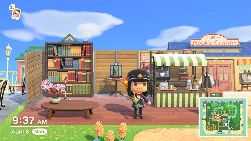 17 Acnh Cafe Inspo Ideas Animal Crossing Animal Crossing Qr New Animal Crossing