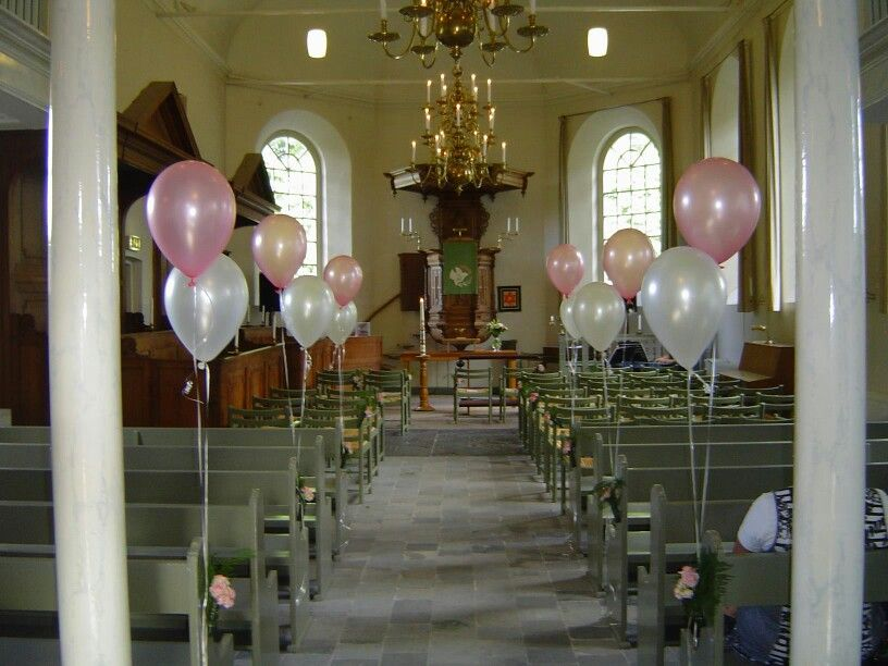 Onwijs Kerk versiering (mit Bildern) | Hochzeit deko, Hochzeit, Verlobt TO-85