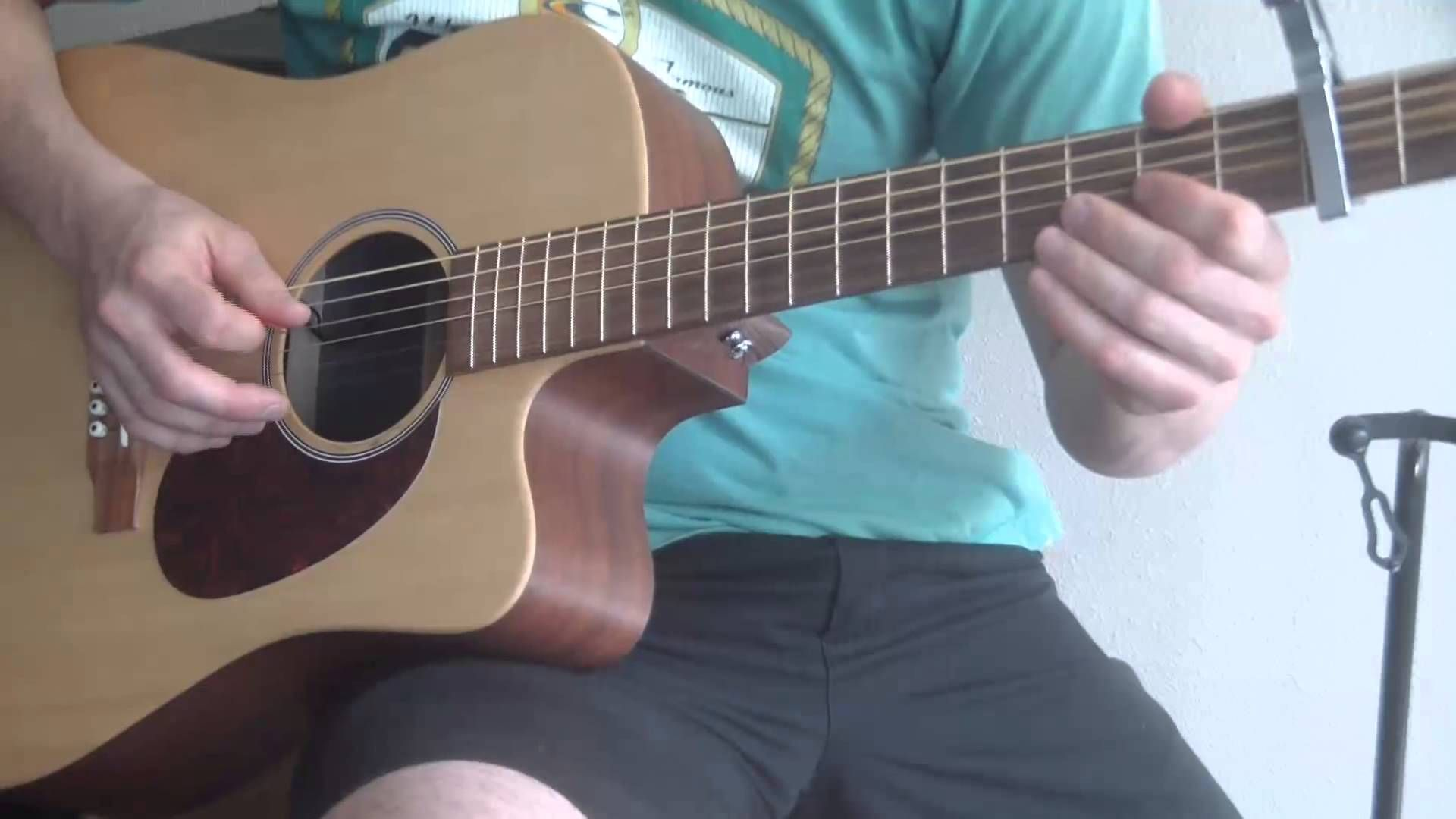 Mumford And Sons The Cave Chords Strumming Pattern Guitar Tutorial