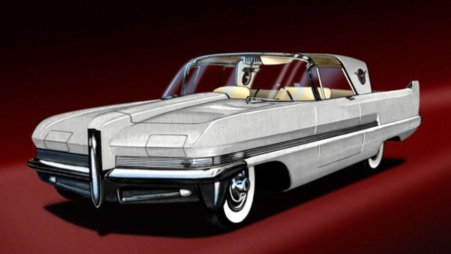 1956 Packard Predictor Concept by Ghia