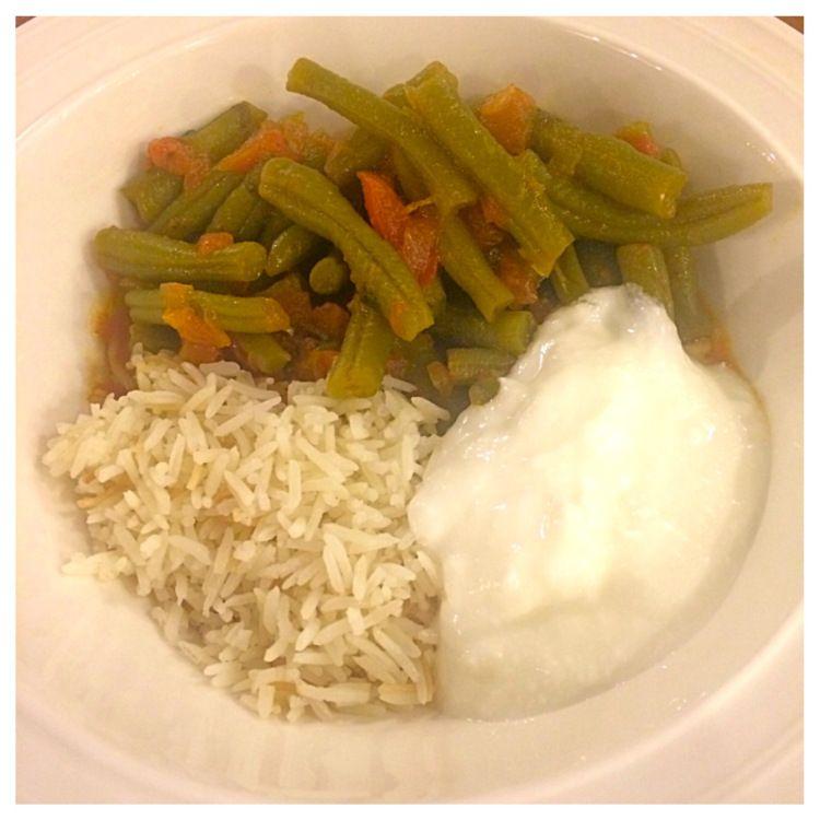 Loobiya (Lebanese Green Bean and Tomato Stew) | Recipe Nomad
