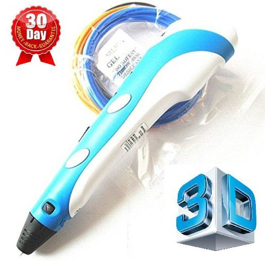 3D printer pen 3D drawing pen LED screen ABS. The perfect